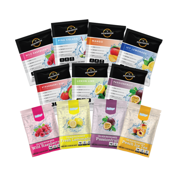 Protein Perfection Water - Sample Pack 800x800