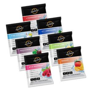 ProteinWater-7samplepack