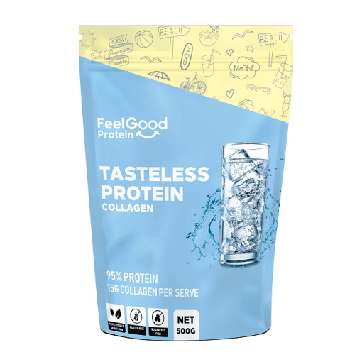 tasteless protein collagen